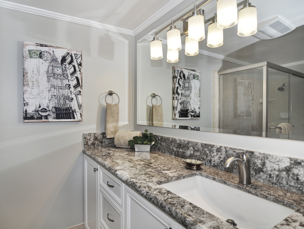 transitional bathroom gallery