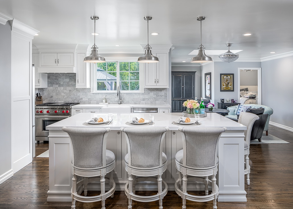 Transitional Elegance Kitchen