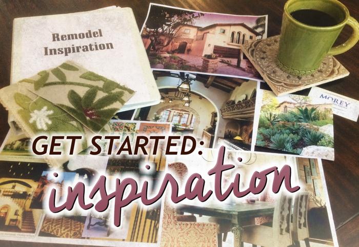 Get Started: Inspiration